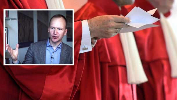 Reinhard Müller analysiert das Urteil gegen die BKA-Befugnisse