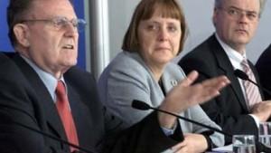 Merkel: Bundestagwahl 2002 offen