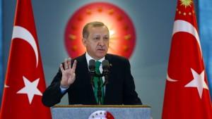 Erdogans Präsidialsystem wäre Sultanat
