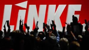 Linkspartei: Parteinahme des Westens half Faschisten an die Macht
