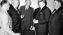 """1965: """"Genosse Trend"""" hilft der SPD"""