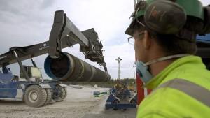 Schweden sieht Putins Pipeline als Sicherheitsbedrohung