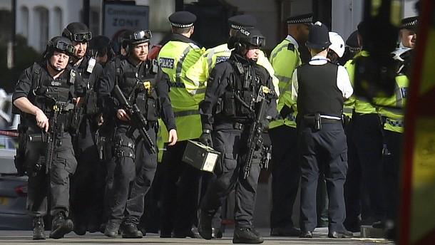 Festnahme nach Londoner U-Bahn-Anschlag