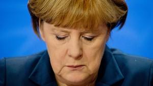 Merkel: Ein Pakt mit der AfD ist ausgeschlossen