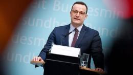 Spahn will Konversionstherapien verbieten