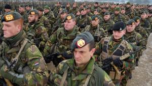 Immer mehr Nato-Staaten verfehlen Budgetziele