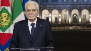 Warum die Linksparteien auf Sergio Mattarella hoffen