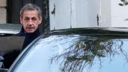 Sarkozy wegen illegaler Wahlkampffinanzierung verdächtigt