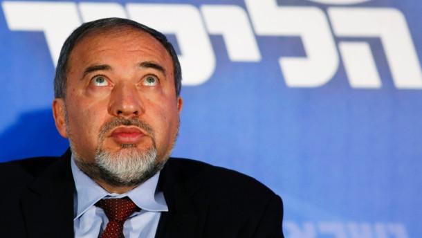 Karriereknick für Lieberman?