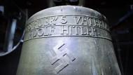 Glocke des Anstoßes: Dieses Exemplar aus Herxheim am Berg (Rheinland-Pfalz) hat bundesweit für Aufsehen gesorgt.