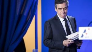 Ermittlungsverfahren gegen François Fillon