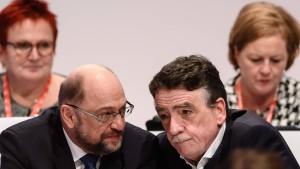 Groschek warnt SPD vor Kompromisslosigkeit gegenüber der Union