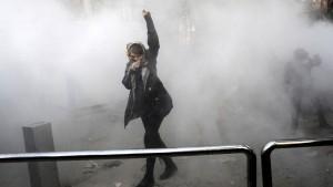 """""""Trumps Tweets sind Gift für die Proteste in Iran"""""""