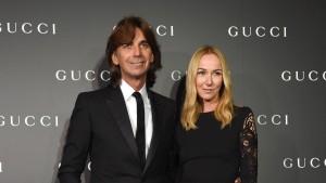 Gucci will mit einer anderen Führung in Mode kommen