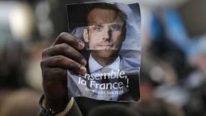 Frankreichs Marsch in eine neue Ära