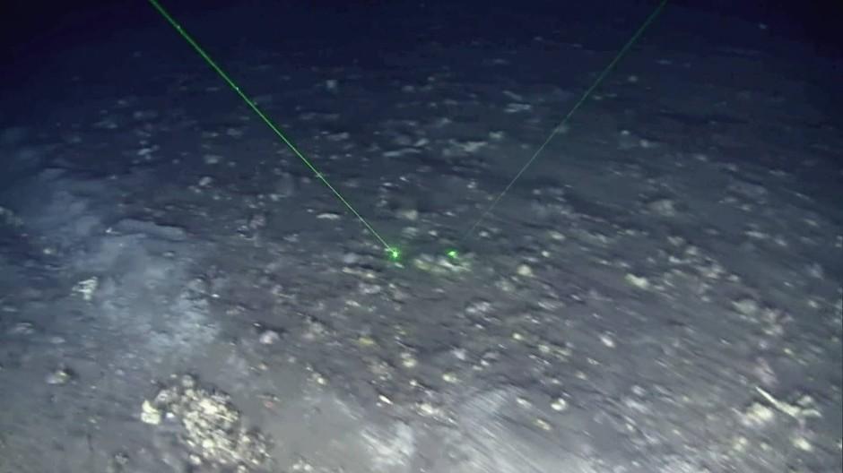 Schlammwüste: Meeresboden nach dem Einsatz eines Grundschleppnetzes