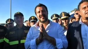 Salvinis Paradoxie