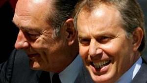 Eine schottische Delikatesse für Chirac