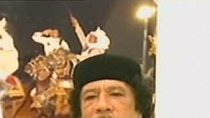 Gaddafi bietet Waffenstillstand an