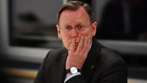 Heftiger Krach in der CDU wegen Thüringen