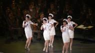 Kims Girlgroup für Olympia