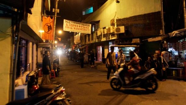Die Reinemachefrau von Surabaya