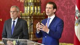 Wie es in Österreich jetzt weitergeht