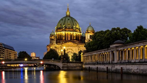 Konflikte hinter den Mauern des Berliner Doms
