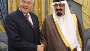 Nur ein politisches Signal aus Riad