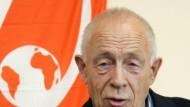 Rät der Union, sich im Wahlkampf vor allem auf dem Feld der Außenpolitik mit der Linkspartei auseinanderzusetzen: der ehemalige CDU-Generalsekretär Heiner Geißler