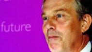 Blair will sich zu seiner politischen Zukunft äußern