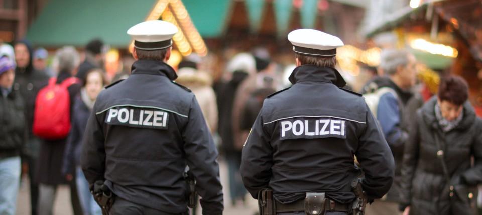 was macht die polizei wenn man bedroht wird
