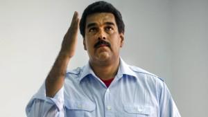 Maduro zum Sieger erklärt