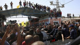 Palästinensisches Kabinett tagt wieder in Gaza