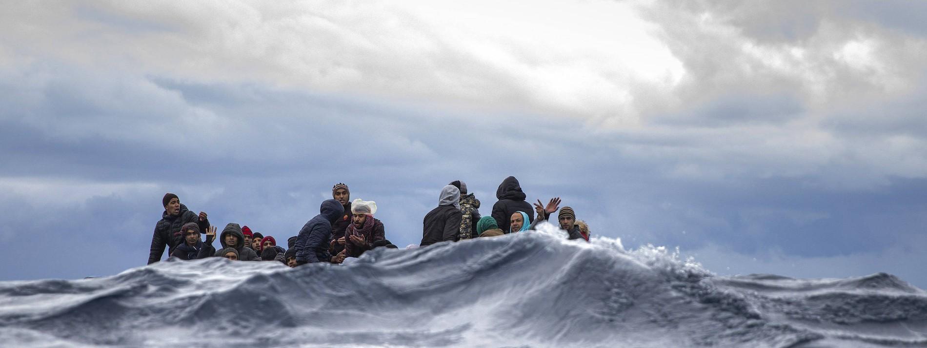 Menschenschmuggler bringen Migranten zurück nach Hause