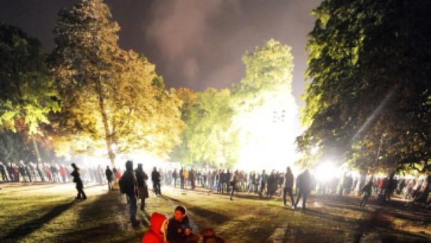 Erste Bäume fallen für Stuttgart 21