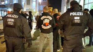 Türkische Behörden setzen Rocker gegen ihre Gegner in Deutschland ein
