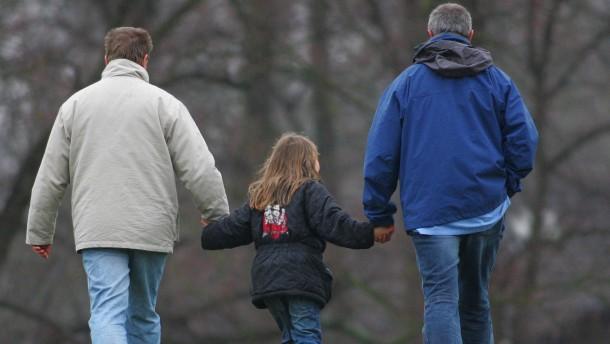 Karlsruher Richter pruefen Adoptionsrecht fuer homosexuelle Partner