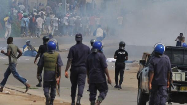 Sarkozy stellt Gbagbo Ultimatum