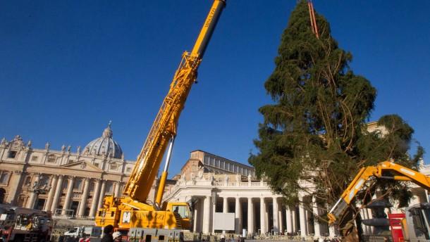 Baustelle Vatikan