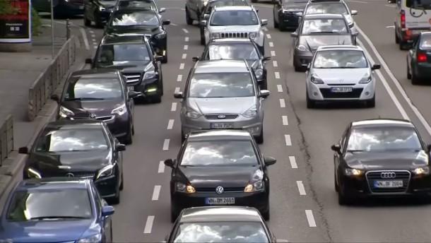 Bund stockt Kommunalfonds im Kampf gegen Diesel-Abgase auf