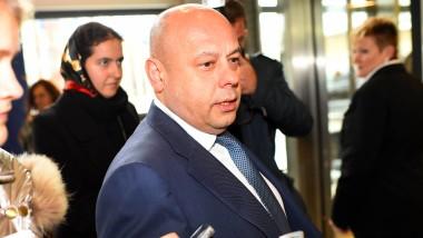 Der ukrainische Energieminister Juri Podan verhandelt in Brüssel mit Vertretern Moskaus