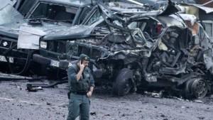 Zwei Verletzte bei Bombenanschlag im Baskenland