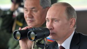 Putin setzt auf künftigen Nato-Generalsekretär