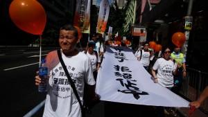 800.000 Hongkonger stimmen für mehr Demokratie