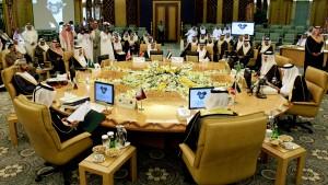 Arabischer Kampf um Ägypten