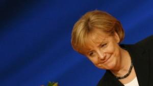 Merkel wiedergewählt