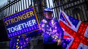 Zusammen mit Großbritannien in die Zukunft schauen