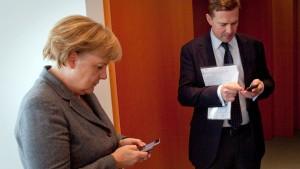 NSA speicherte Hunderte Berichte über Merkel