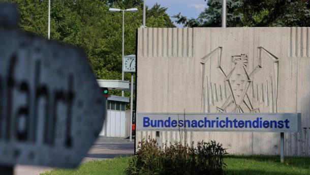 Koalition blockiert BND-Aufrüstung